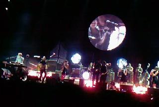 Arcade Fire live @ the SECC