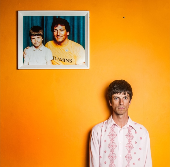 Euros Childs Situation Comedy album cover lowres